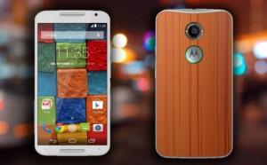 Moto X Top phone