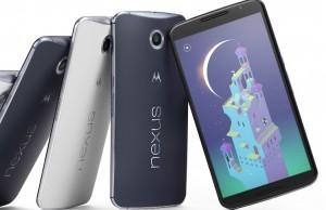 Motorola Nexus 6 Top Phone