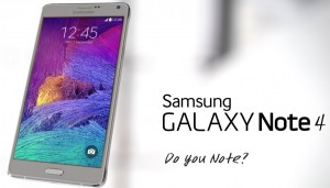 Samsung Galaxy Note 4 do you know