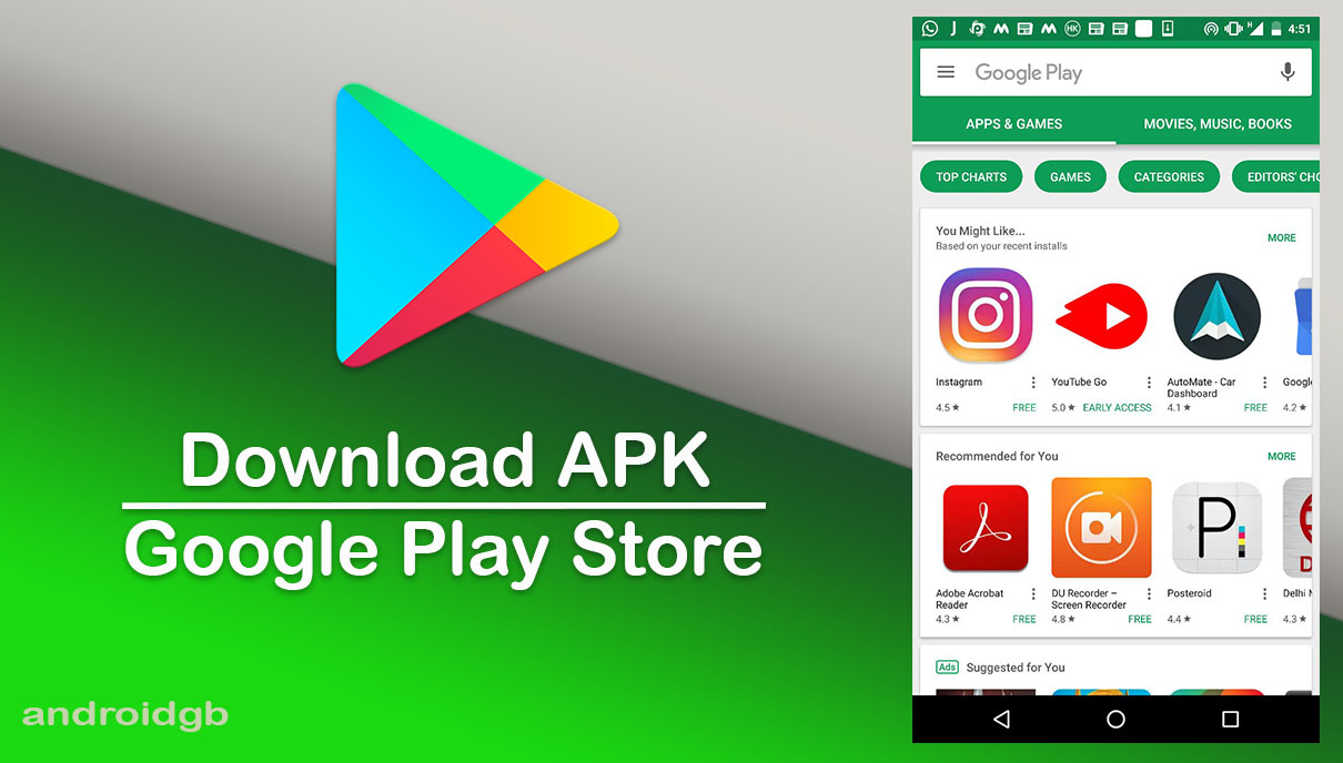 download google play store zip file