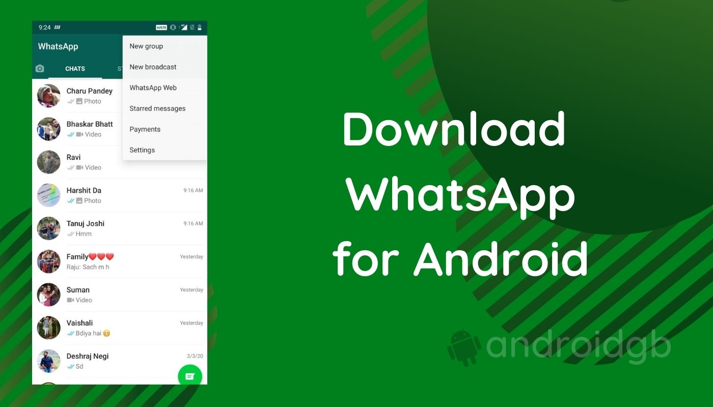 Download 11 Update  WhatsApp 11.111.110.11 APK for Android